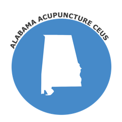 Alabama Acupuncture Continuing Education CEUs