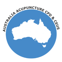 Australia Acupuncture CPD and CEU