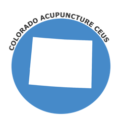 Colorado Acupuncture CEUs