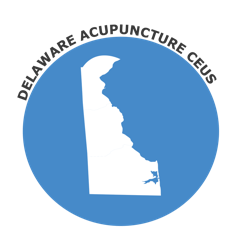 Delaware Acupuncture Continuing Education CEUs