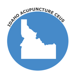 Idaho Acupuncture Continuing Education CEUs