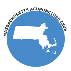 Massachusetts Acupuncture Continuing Education CEUs