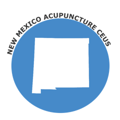 New Mexico Acupuncture Continuing Education CEUs
