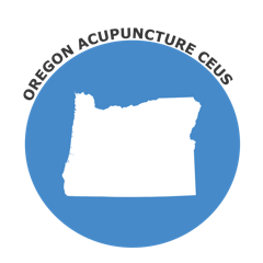 Oregon Acupuncture Continuing Education CEUs