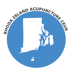 Rhode Island Acupuncture Continuing Education CEUs