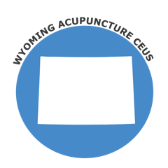 Wyoming Acupuncture Continuing Education CEUs